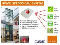 House Lift SOS System For Emergency