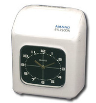 Amano Electronic Time Recorder EX3500N