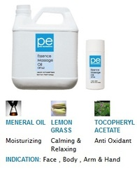 PE Essence Massage Oil