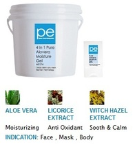 PE 4 in 1 Pure Alovera Moisture Gel Mask