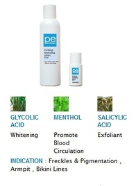 PE Purifying Exfoliating Lotion