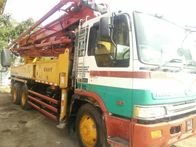37 Meter Truck Mounted Concrete Pump