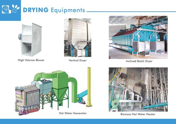 Drying Equipments