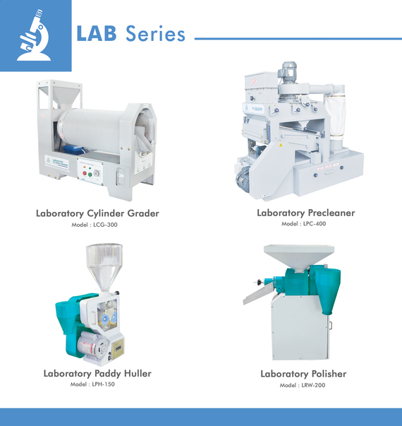 Laboratory Series Equipments