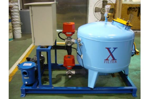 XF Water Sand Filter