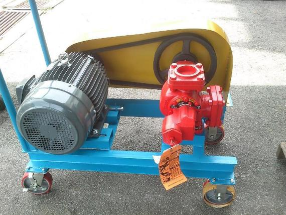 Mobile Pumpset