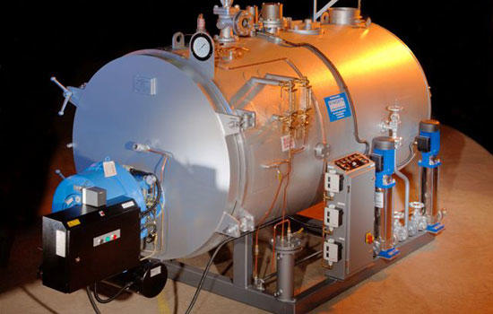 MX STEAM BOILER