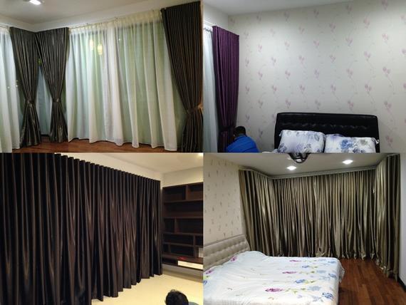 One Kiara Interior Sdn. Bhd.-Curtain, Blinds and Wallpaper