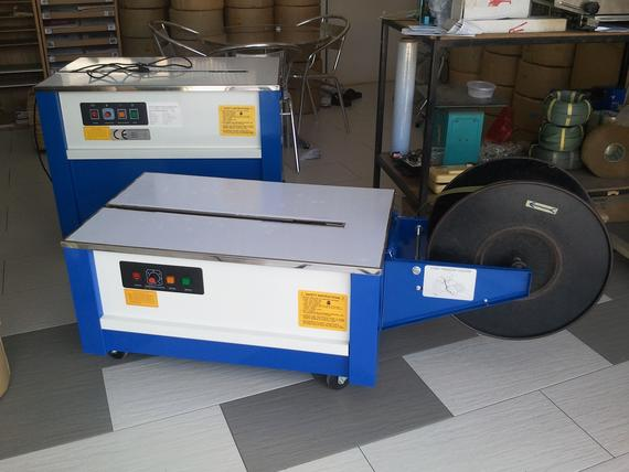 Low   High Table Type Strapping Machine