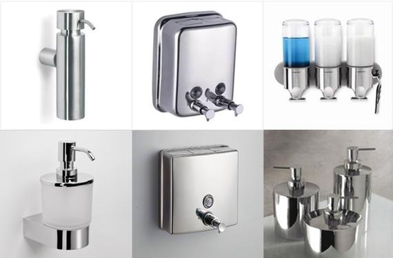 design soap dispensers for bathroom bathroom soap dispensers 161441