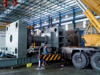 Heavy Industrial Machineries Relocation