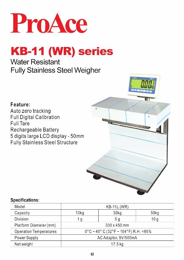 Vol 3 : The Complete Guide of Weighing Scales & Weighing Components