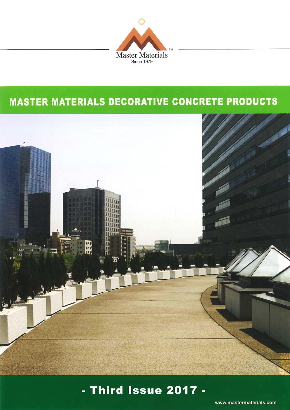 Master Materials Decorative Concrete Products