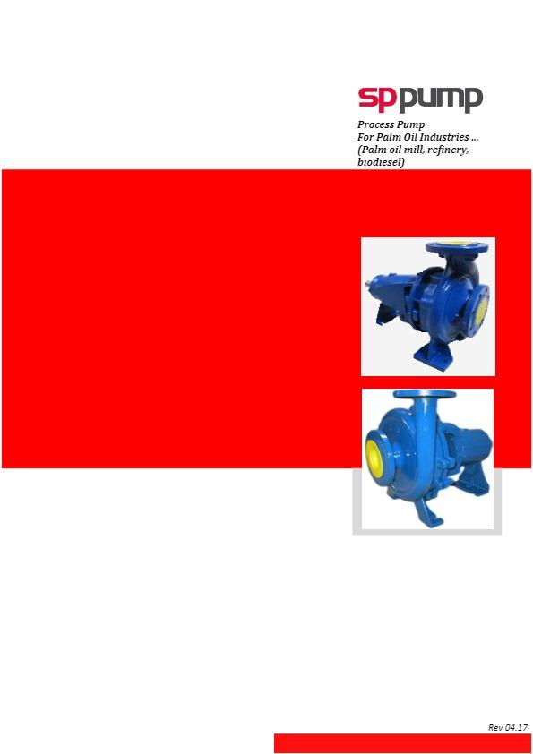 SPA/B  Slurry Handling Pumps