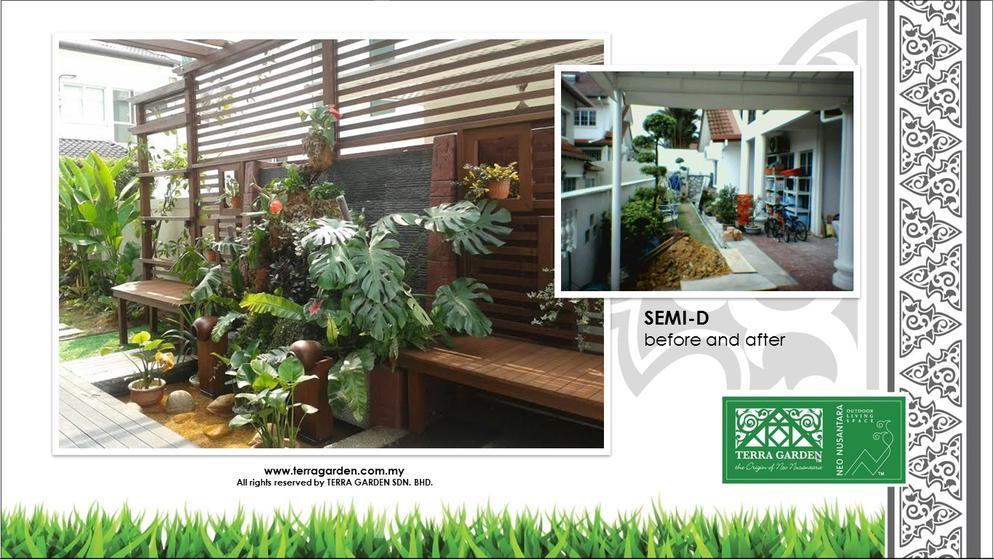 Attrayant Malaysian Garden Semi D By Terra Garden