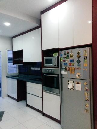 AB Kitchen Cabinet Design - Kitchen Cabinet in Selangor