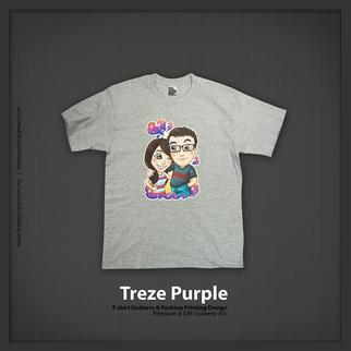 Comic Tshirt For Lover