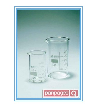 Beakers   Tall Form 1