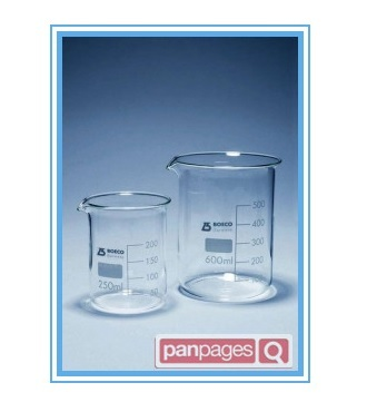 Beakers   Low Form 1