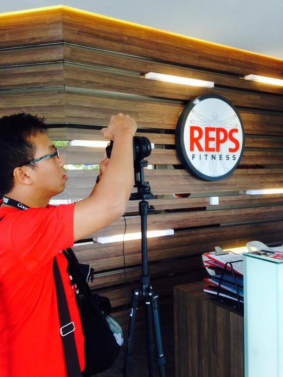 Reps Fitness 3