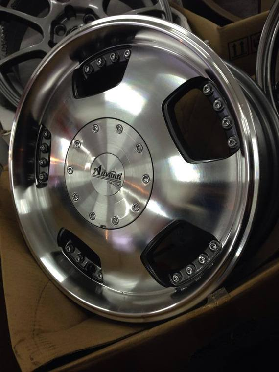 ADVANTI RACING 14x5.5 8H100/110