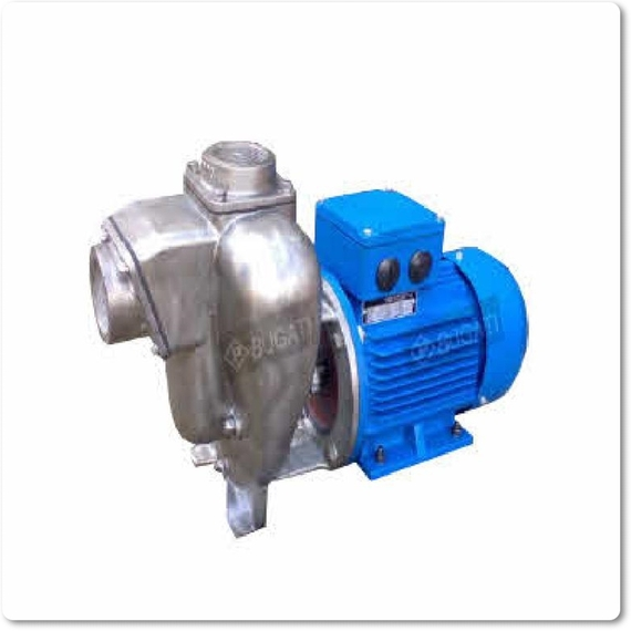 SS304 Self Priming Pump