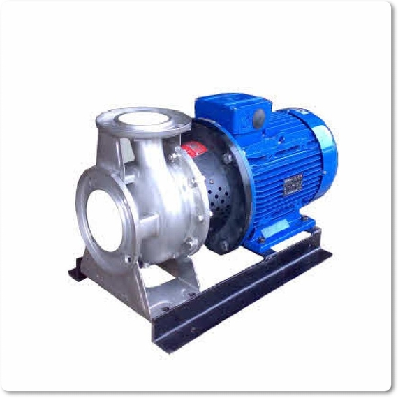 EA SS304 Close Coupled Pump