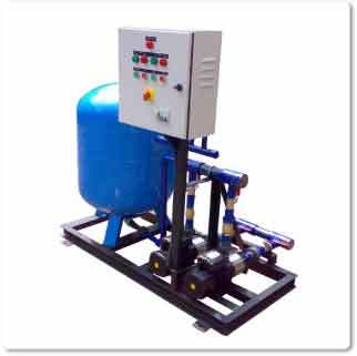 Hydro Pneumatic Pump