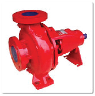 BP END SUCTION CENTRIFUGAL PUMP