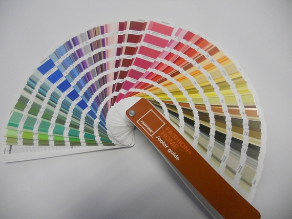 Pantone fbp 120 fashion and home color specifier $37500 picture