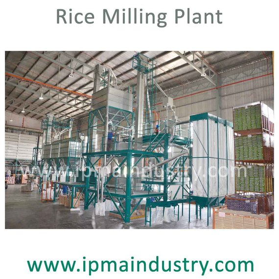 Rice Milling Plant