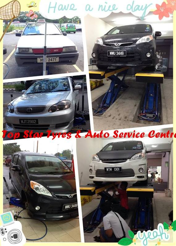 *T.ALTIS / P.MYVI / P.ALZA / P.ISWARA* CAR SERVICE / BALANCING & ALIGNMENT