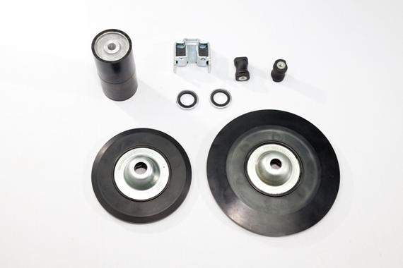 Rubber- Metal bonded parts