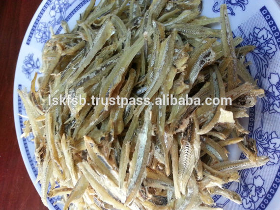 Dried Anchovy Fillet