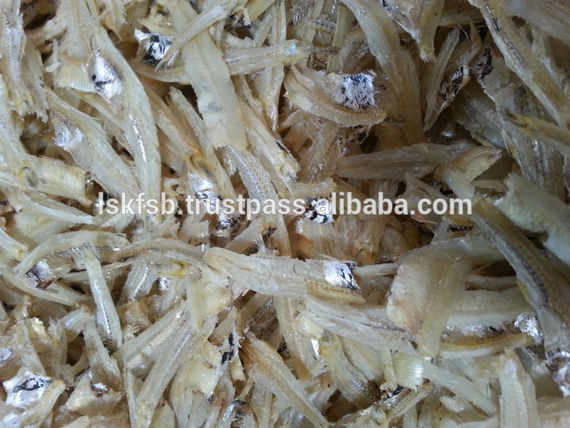 Dried Anchovy Fillet (White)