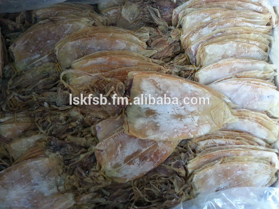 Dried Squid (Skinless)