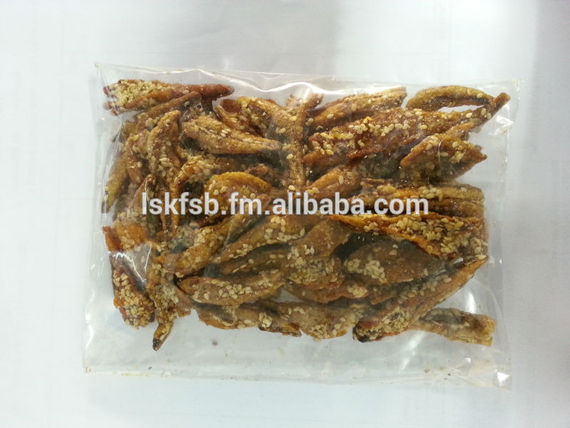 Fried Anchovy Snacks
