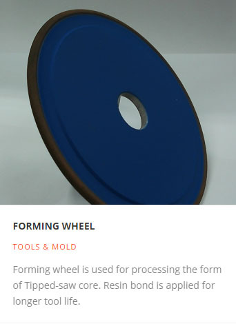 Forming Wheel