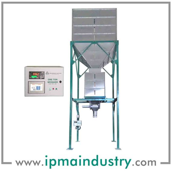 1 Ton Jumbo Bag Weighing System