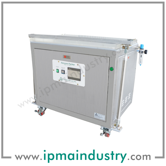 Manual Vacuum & Leveling Machine