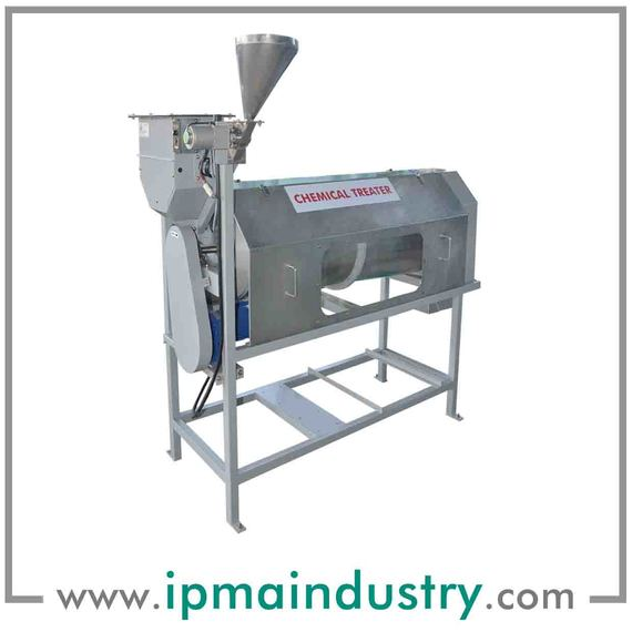 Chemical Seed Treater