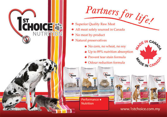 1st Choice - Partners for life !!!