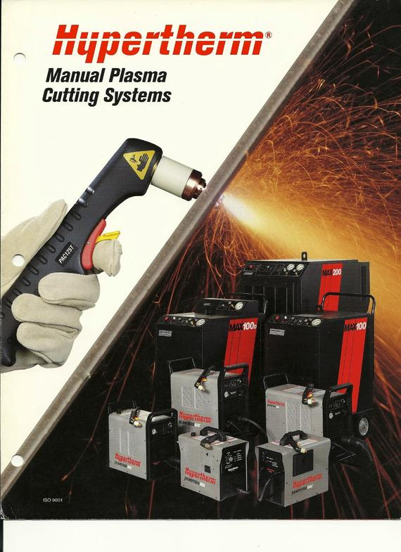 Hypertherm Manual Plasma Cutting Systems