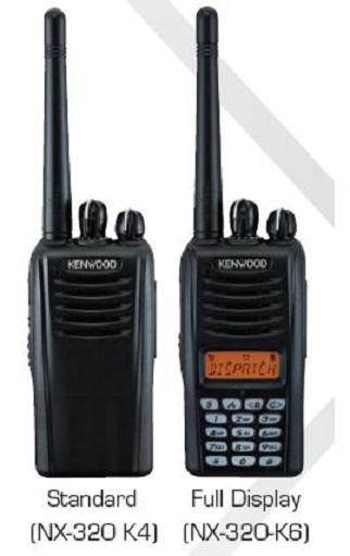 Kenwood NX-edge