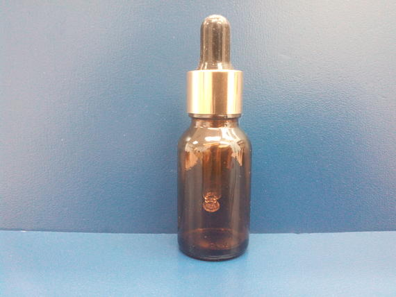 15ml Amber Bottle (NK60-3)
