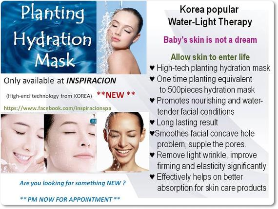 Planting Hydration Mask 1