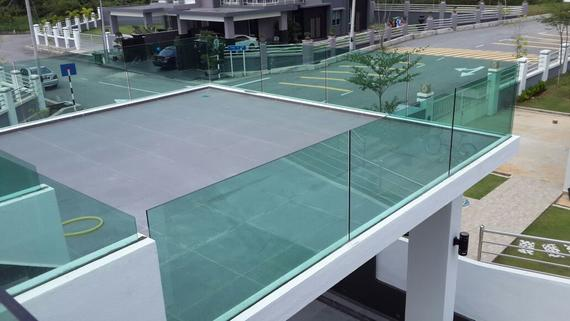Balcony Glass