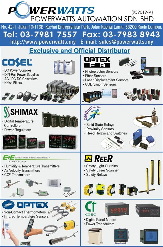 Exclusive & Offical Distributor