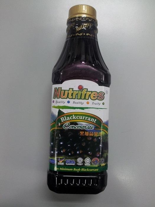 Blackcurrant 1L
