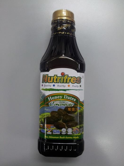 Honey Dates 1L